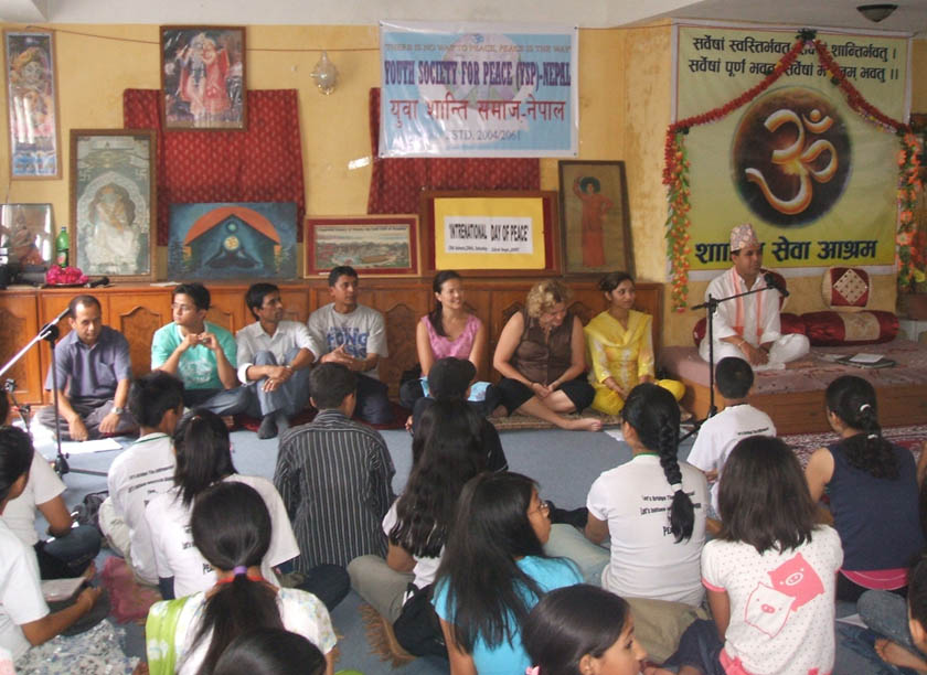 Youth Conference: International Day of Peace