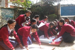 Hindu Vidyapeeth Schools - Eco Peace Club