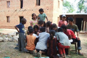 Hindu Vidyapeeth Schools - Listening to Stories