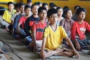 Hindu Vidyapeeth Schools - Meditation