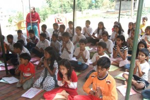 Hindu Vidyapeeth Schools - Seeds of Peace