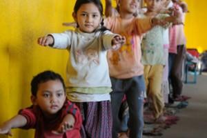 Hindu Vidyapeeth schools - Yoga
